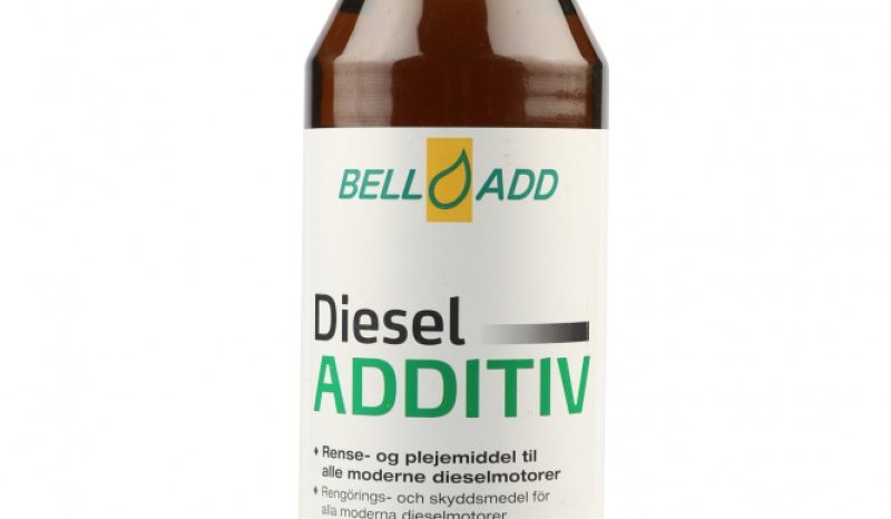 Bell Add Diesel Additiver hos landberg.dk